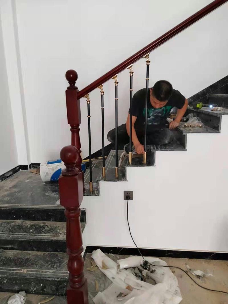 姜村楼梯扶手