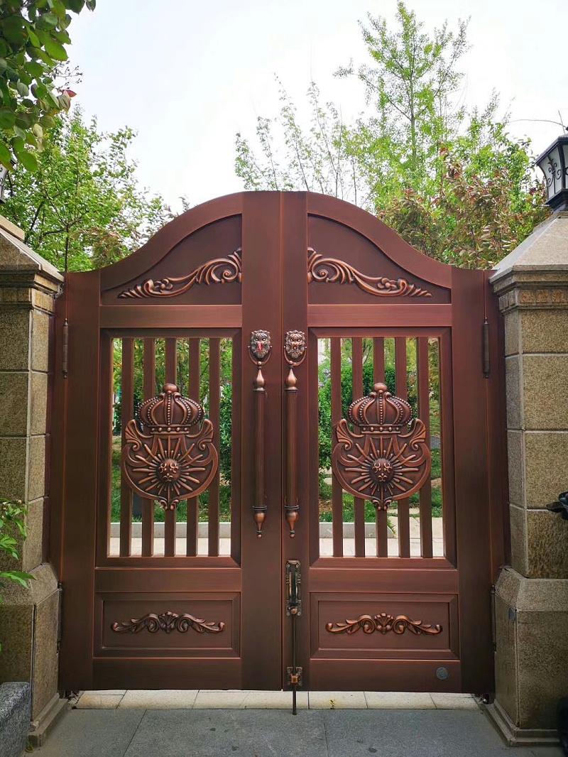 九号公馆庭院门