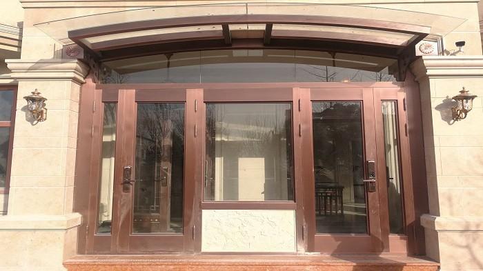 铜辉门窗讲解铜门的养护流程