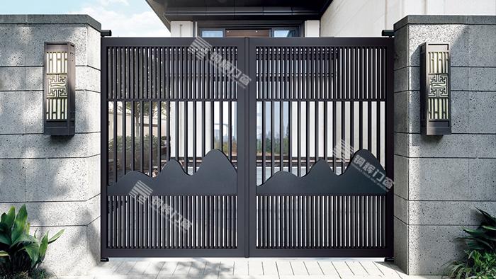 不锈钢别墅庭院门