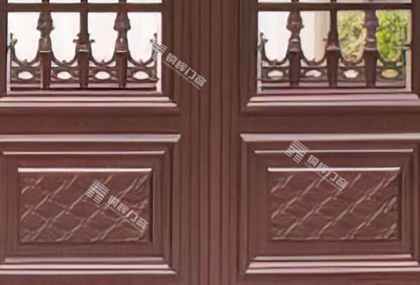 庭院门装配工艺