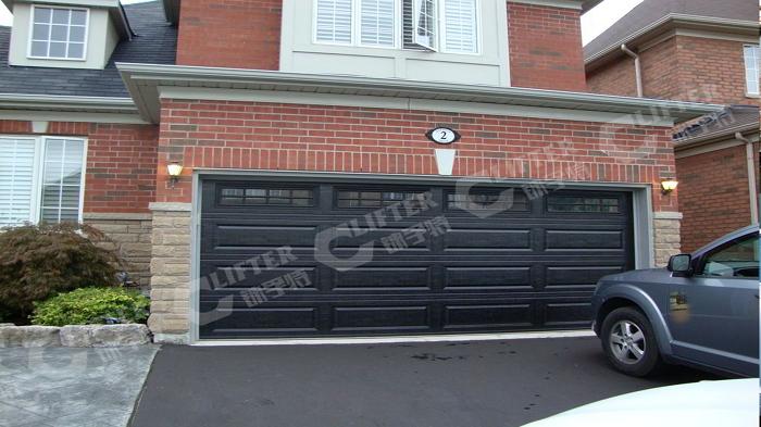 铜辉门窗翻板车库门优势有哪些?